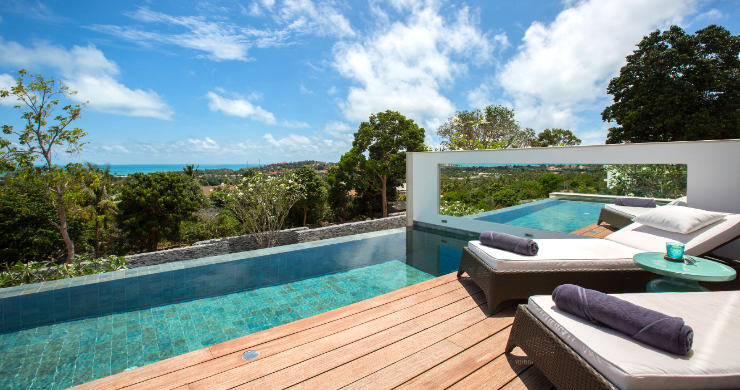 Contemporary 2 Bed Luxury Villas for Sale in Plai Laem-4