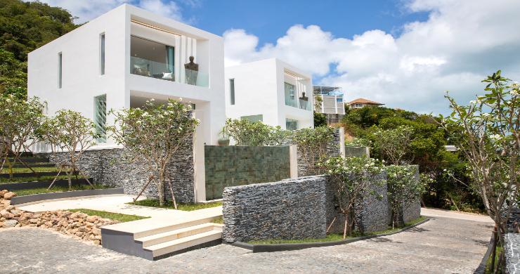 Contemporary 2 Bed Luxury Villas for Sale in Plai Laem-8