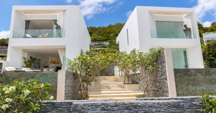 Contemporary 2 Bed Luxury Villas for Sale in Plai Laem-10