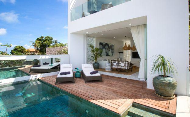 Contemporary 2 Bed Luxury Villas for Sale in Plai Laem