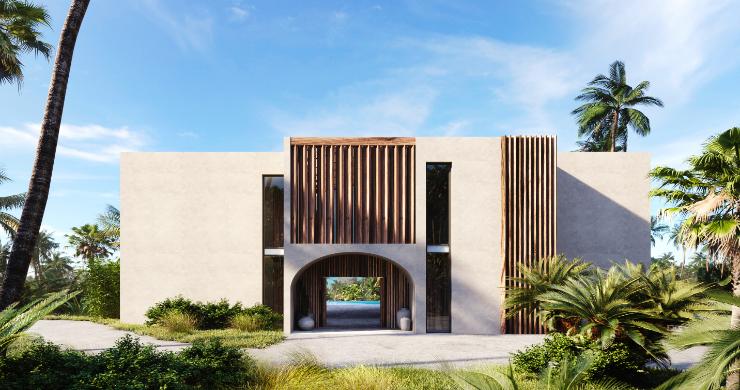 New Eco-Luxury 3 Bedroom Sea-view Villas in Bang Por-6