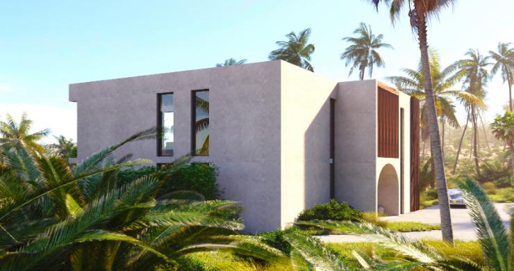 New Eco-Luxury 3 Bedroom Sea-view Villas in Bang Por-5