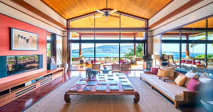 Exquisite Thai-inspired 4 Bed Luxury Villa in Phuket-1
