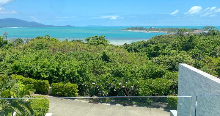 Modern 4 Bedroom Tropical Sea View Villa in Plai Laem-1