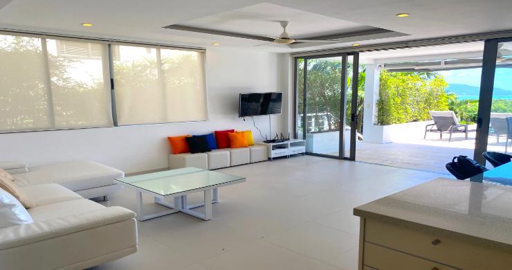 Modern 4 Bedroom Tropical Sea View Villa in Plai Laem-3