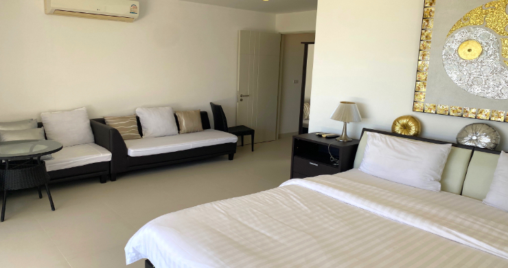 Modern 4 Bedroom Tropical Sea View Villa in Plai Laem-19