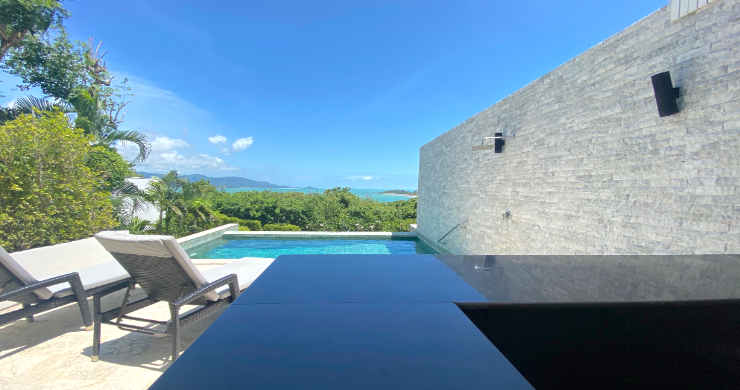 Modern 4 Bedroom Tropical Sea View Villa in Plai Laem-11
