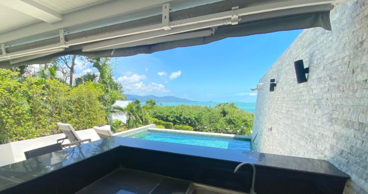 Modern 4 Bedroom Tropical Sea View Villa in Plai Laem-10