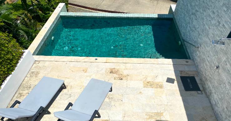 Modern 4 Bedroom Tropical Sea View Villa in Plai Laem-24