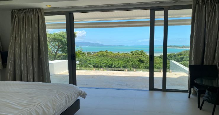 Modern 4 Bedroom Tropical Sea View Villa in Plai Laem-14