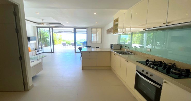 Modern 4 Bedroom Tropical Sea View Villa in Plai Laem-7