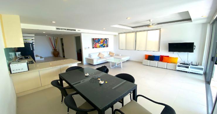 Modern 4 Bedroom Tropical Sea View Villa in Plai Laem-4