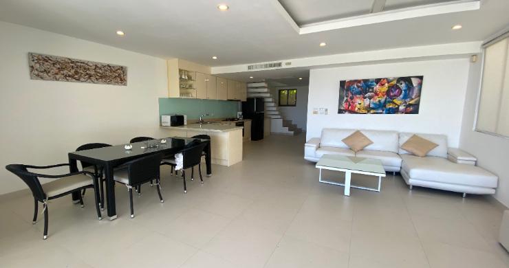 Modern 4 Bedroom Tropical Sea View Villa in Plai Laem-5