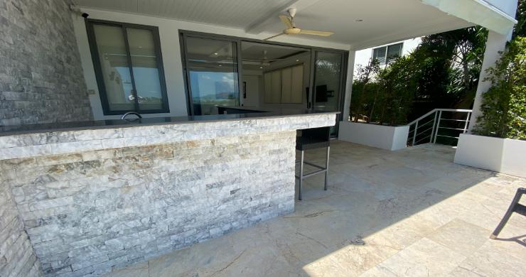 Modern 4 Bedroom Tropical Sea View Villa in Plai Laem-18