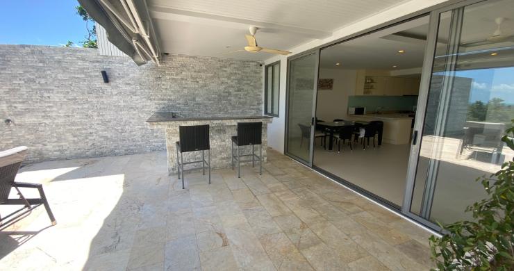 Modern 4 Bedroom Tropical Sea View Villa in Plai Laem-13