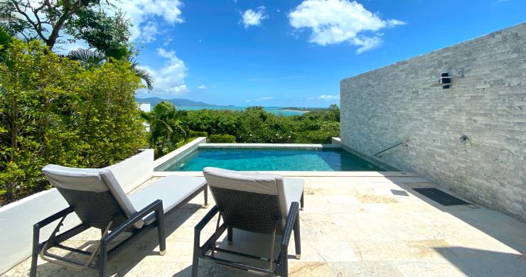 Modern 4 Bedroom Tropical Sea View Villa in Plai Laem-2