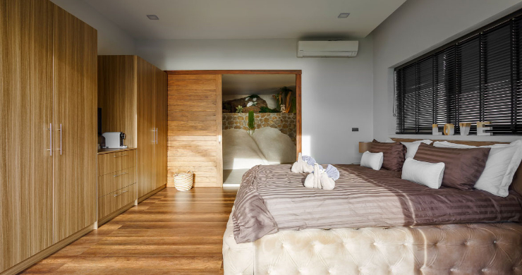 Luxury 3 Bed Sea View Villa for Sale in Chaweng Hills-13
