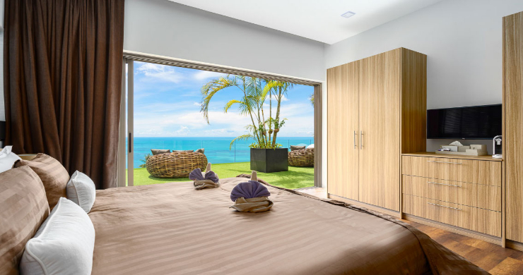 Luxury 3 Bed Sea View Villa for Sale in Chaweng Hills-9