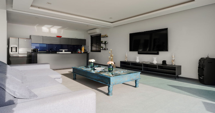 Luxury 3 Bed Sea View Villa for Sale in Chaweng Hills-7