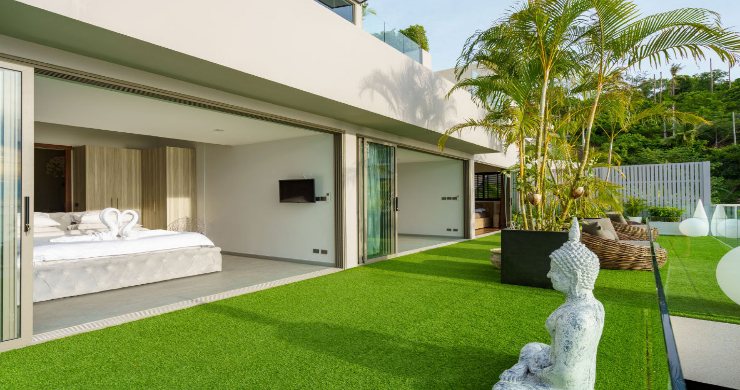 Luxury 3 Bed Sea View Villa for Sale in Chaweng Hills-6