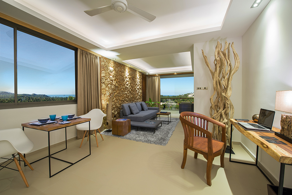 New Stylish Sea-view Apartments in Choeng Mon-2