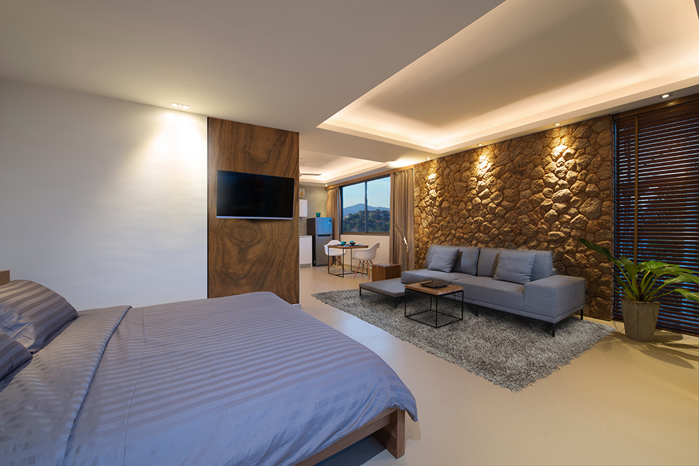 New Stylish Sea-view Apartments in Choeng Mon-5