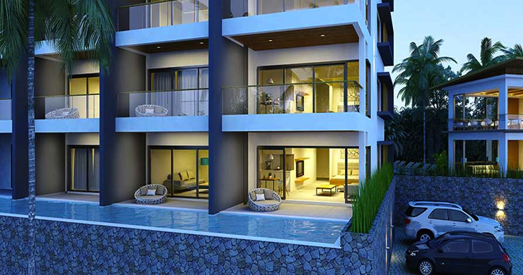 New Stylish Sea-view Apartments in Choeng Mon-15