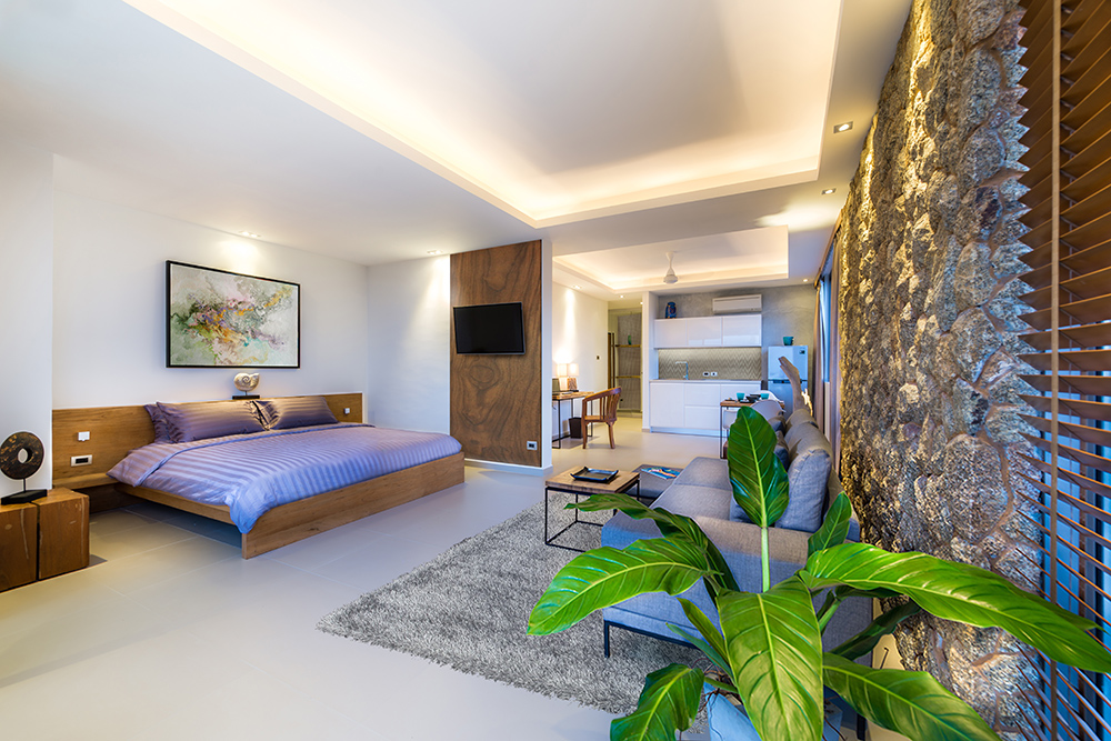 New Stylish Sea-view Apartments in Choeng Mon-1