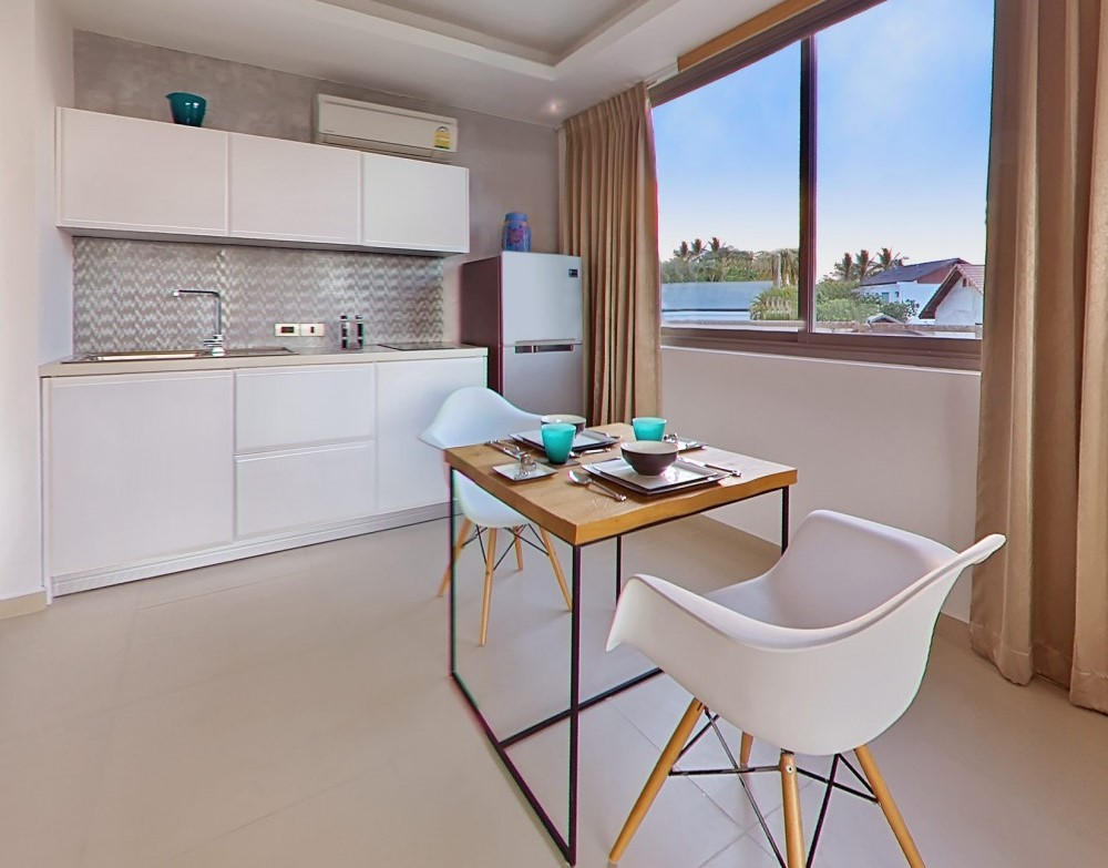 New Stylish Sea-view Apartments in Choeng Mon-4