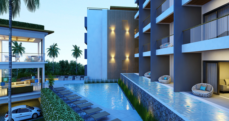 New Stylish Sea-view Apartments in Choeng Mon-14