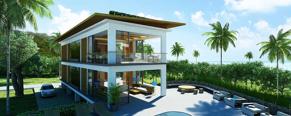 New Stylish Sea-view Apartments in Choeng Mon-10