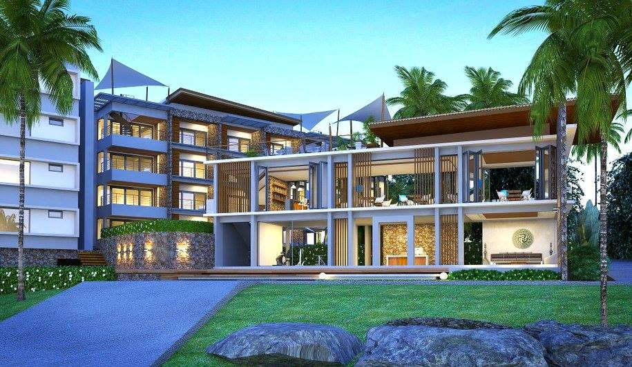 New Stylish Sea-view Apartments in Choeng Mon-16