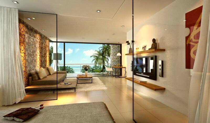 New Stylish Sea-view Apartments in Choeng Mon-11