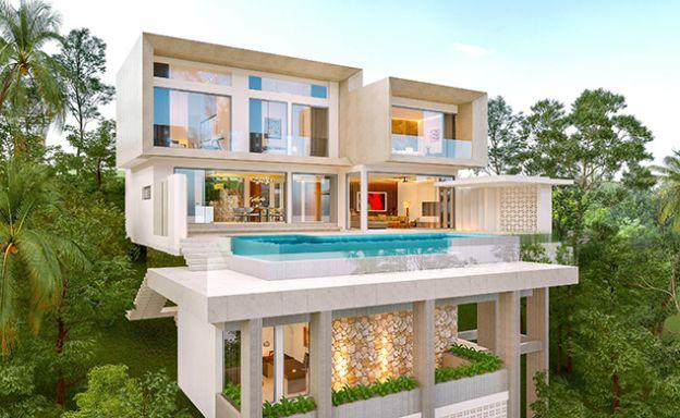 koh-samui-luxury-villas-for-sale-sea-view-bangpor