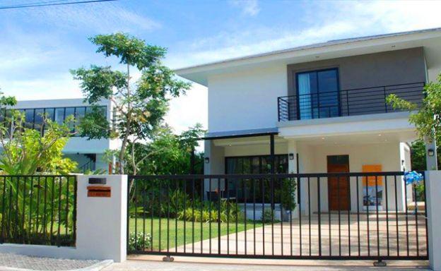 Modern 3 Bedroom Villas in Secure Bangrak Community