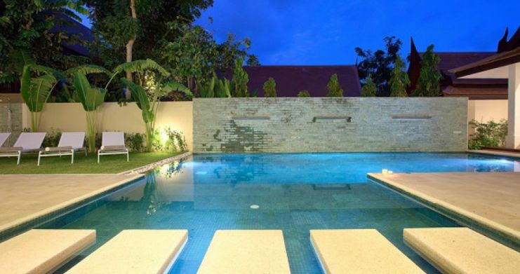 Beautiful 4 Bedroom Tropical Pool Villa in Bangrak-20