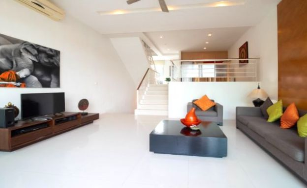 Freehold 2 Bed Duplex In Plai Laem: only $113K USD