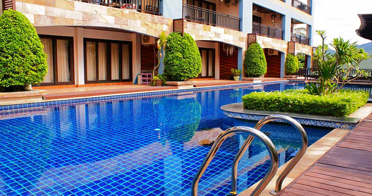 Foreign Freehold Modern Studio Apartment in Chaweng-1