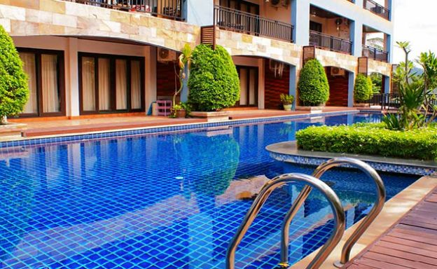 Foreign Freehold Modern Studio Apartment in Chaweng