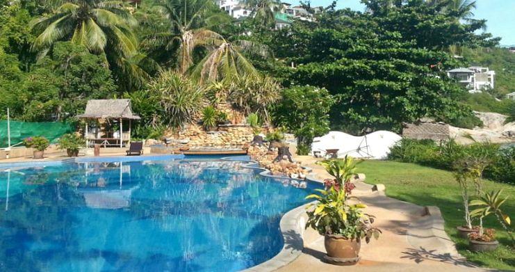 Exclusive 4 Bedroom Tropical Pool Villa in Plai Laem-25