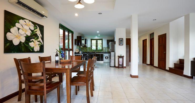 Exclusive 4 Bedroom Tropical Pool Villa in Plai Laem-3