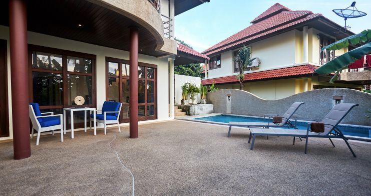 Exclusive 4 Bedroom Tropical Pool Villa in Plai Laem-8
