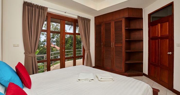 Exclusive 4 Bedroom Tropical Pool Villa in Plai Laem-12