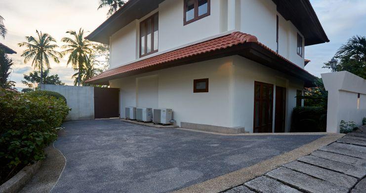 Exclusive 4 Bedroom Tropical Pool Villa in Plai Laem-23