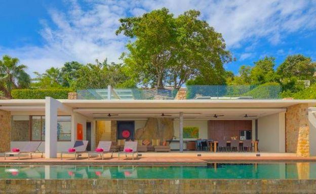 Oceanfront Ultra Luxury Pool Villa in Choeng Mon