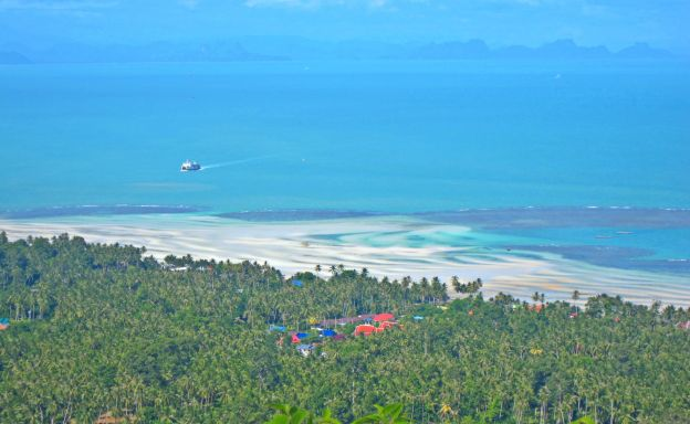 Exclusive Sunset Sea-View Land Plots in Ban Makham