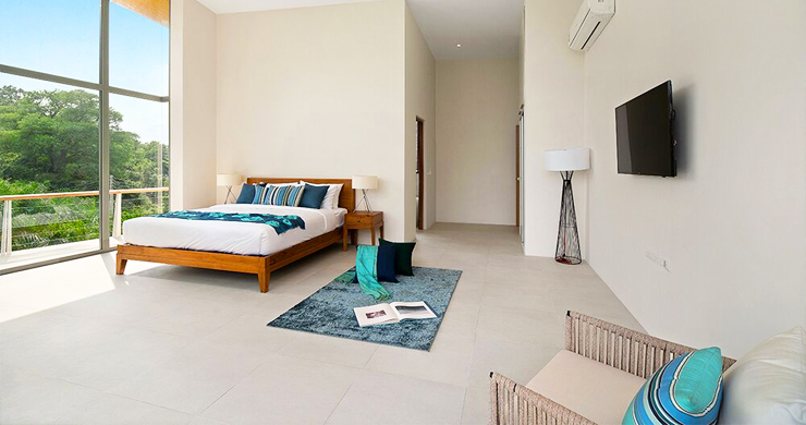 Exclusive New Luxury Sea-view Villas in Lamai-9