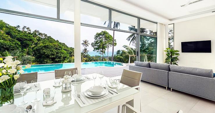 Exclusive New Luxury Sea-view Villas in Lamai-3