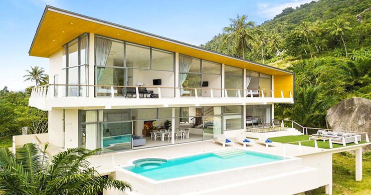 Exclusive New Luxury Sea-view Villas in Lamai-1