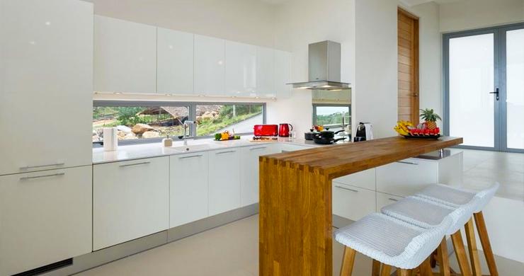 Exclusive New Luxury Sea-view Villas in Lamai-7